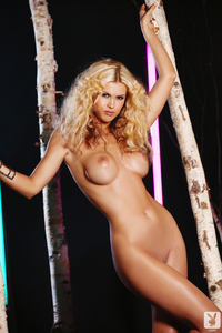 Playboy Playmate Amelia Talon - Warrior Princess 08