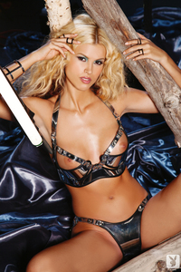 Playboy Playmate Amelia Talon - Warrior Princess 13