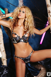 Playboy Playmate Amelia Talon - Warrior Princess 14