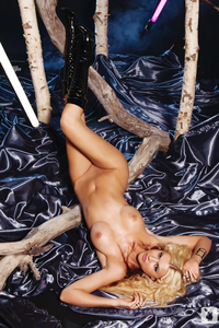 Playboy Playmate Amelia Talon - Warrior Princess 16