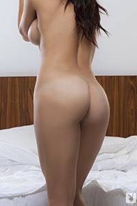 Sexy Brunette Playboy Babe Chelsie Farah - Majestic Beauty 12