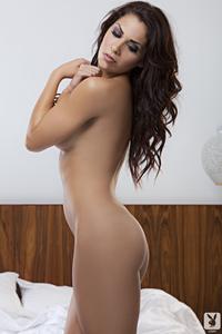 Sexy Brunette Playboy Babe Chelsie Farah - Majestic Beauty 14