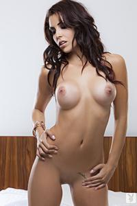 Sexy Brunette Playboy Babe Chelsie Farah - Majestic Beauty 15