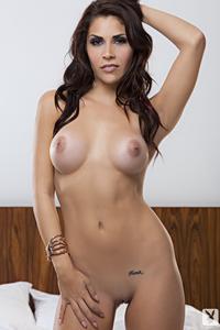 Sexy Brunette Playboy Babe Chelsie Farah - Majestic Beauty 16
