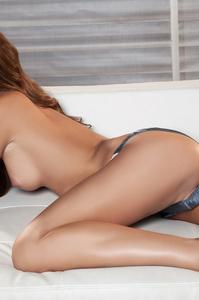 Lovely Brunette Cybergirl Kelsey Ann Nude Photos 06