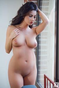 Anna Lynn Playboy Cybergirl Nude 16