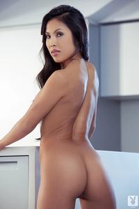 Sexy Playboy Babe Thuy Li Shows Hot Nude Body 06