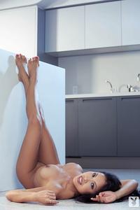 Sexy Playboy Babe Thuy Li Shows Hot Nude Body 07