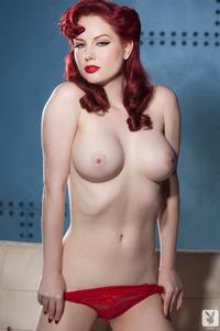 Playboy Babe Angela Ryan American Pinup 05