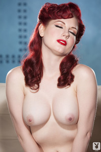 Playboy Babe Angela Ryan American Pinup 10