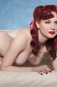 Playboy Babe Angela Ryan American Pinup 17