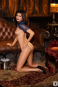 Beautiful Playmate  Val Kei Miss August 2013 08