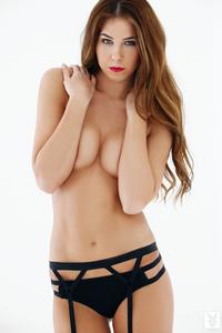 Damn Hot Cybergirl Kelsey Ann Red Lipstick 08