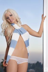 Jayden Marie Playboy Beauty 00