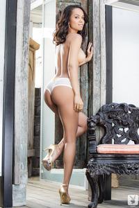Beautiful Cybergirl Amina Malakona Hot Nude Body 01