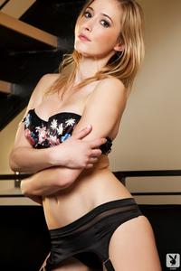 Playboy Babe Emily Rose Bodacious Ballerina 01
