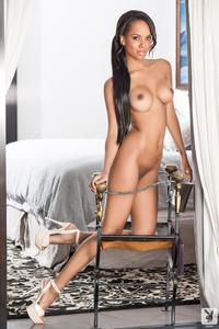Exotic Cybergirl Amina Malakona Sensual Silhouette 10
