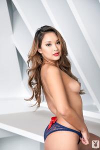 Asian Playboy Girl Woo Woo Cali Love 06