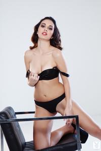 Playboy Amateur Babe Anna Capri Luminous 00