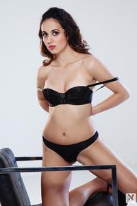 Playboy Amateur Babe Anna Capri Luminous 01