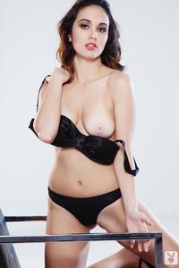 Playboy Amateur Babe Anna Capri Luminous 02