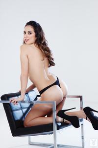 Playboy Amateur Babe Anna Capri Luminous 05