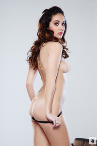 Playboy Amateur Babe Anna Capri Luminous 10