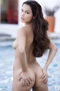 Raquel Pomplun Playboy Playmate Of The Year 2013 14