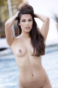 Raquel Pomplun Playboy Playmate Of The Year 2013 16
