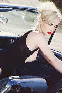 Cybergirl Carissa White Will Drive You Wild 06
