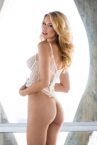 Playmate Kennedy Summers Luscious Candy 13