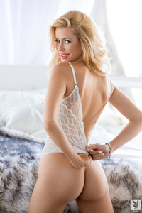 Playmate Kennedy Summers Luscious Candy 15