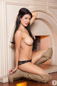 Melissa Howe Sexy British Palyboy Babe 03