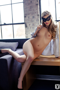 Cybergirl Christine Carter Mask Fantasy 05