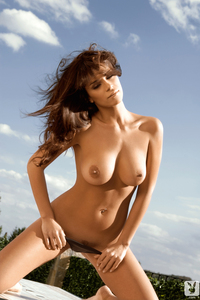 Una Grujic In Playboy Serbia 00