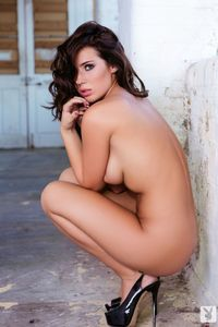 Geena Nude Playboy Photos 13