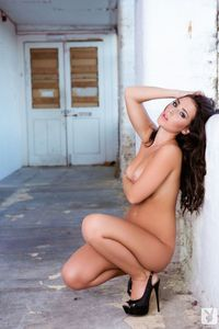 Geena Nude Playboy Photos 14