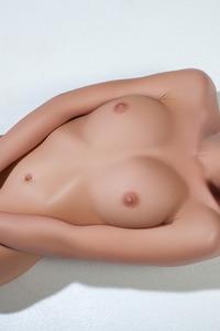 Katia Martin Posing Naked In The Studio 13