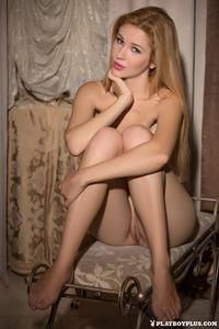 Blonde Playmate Marianna Merkulova 08