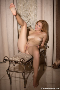 Blonde Playmate Marianna Merkulova 13
