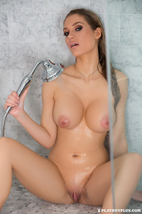 Anna Opsal In Sensual Shower 12