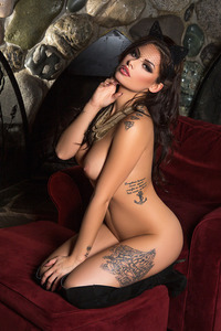 Shelly Lee In Cat's Meow 13