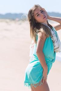 Lilii In Ocean Breeze 17