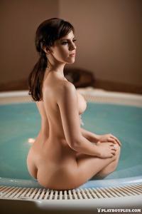 Andrea Trivuncic In Playboy Croatia 00