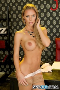 Nicole Aniston Stockings 04