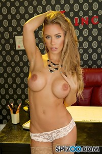 Nicole Aniston Stockings 06