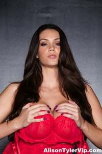 Alison Tyler Showing Off Her Huge Tits 02