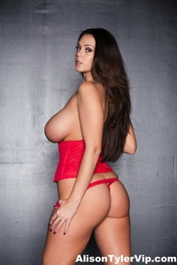 Alison Tyler Showing Off Her Huge Tits 06