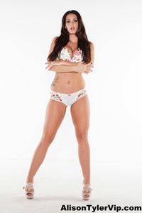 Alison Tyler Nude Studio Shoots 00