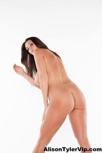 Alison Tyler Nude Studio Shoots 02